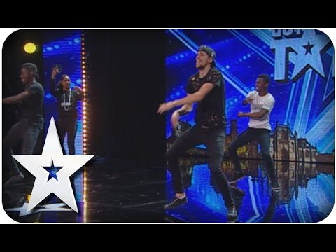 AFRO TXILO - PGM 04 - GOT TALENT PORTUGAL 2015
