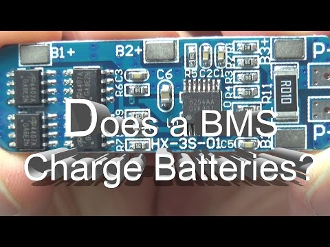 Does a BMS charge my Batteries? (MEHS) Episode 57