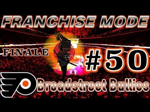 "NHL 17 Franchise | Philadelphia ep. 50 ""ONE LAST PUSH - Finale"""