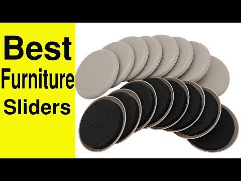 Best Furniture Sliders For Carpet And Hardwood Floors