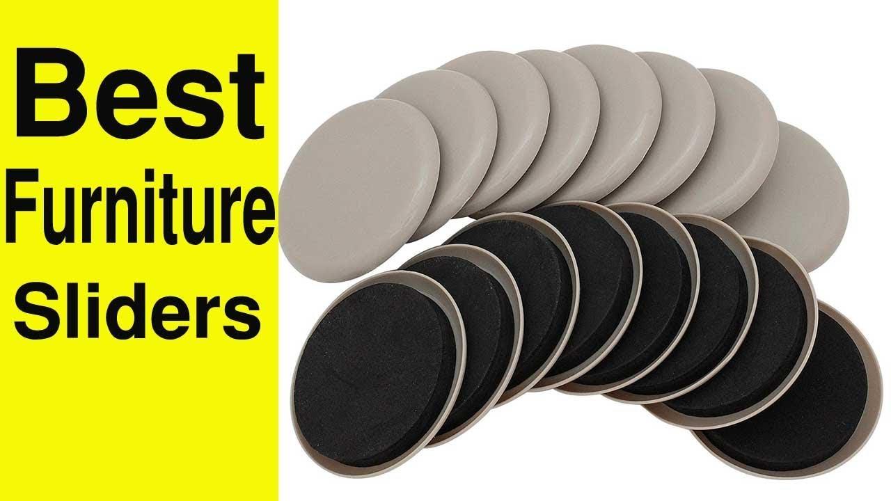 969658871433 Best Furniture Sliders For Carpet and Hardwood Floors Review 2019
