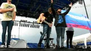 "Parachute Band - Lifest 2010 - ""I Could Sing of Your Love Forever"""