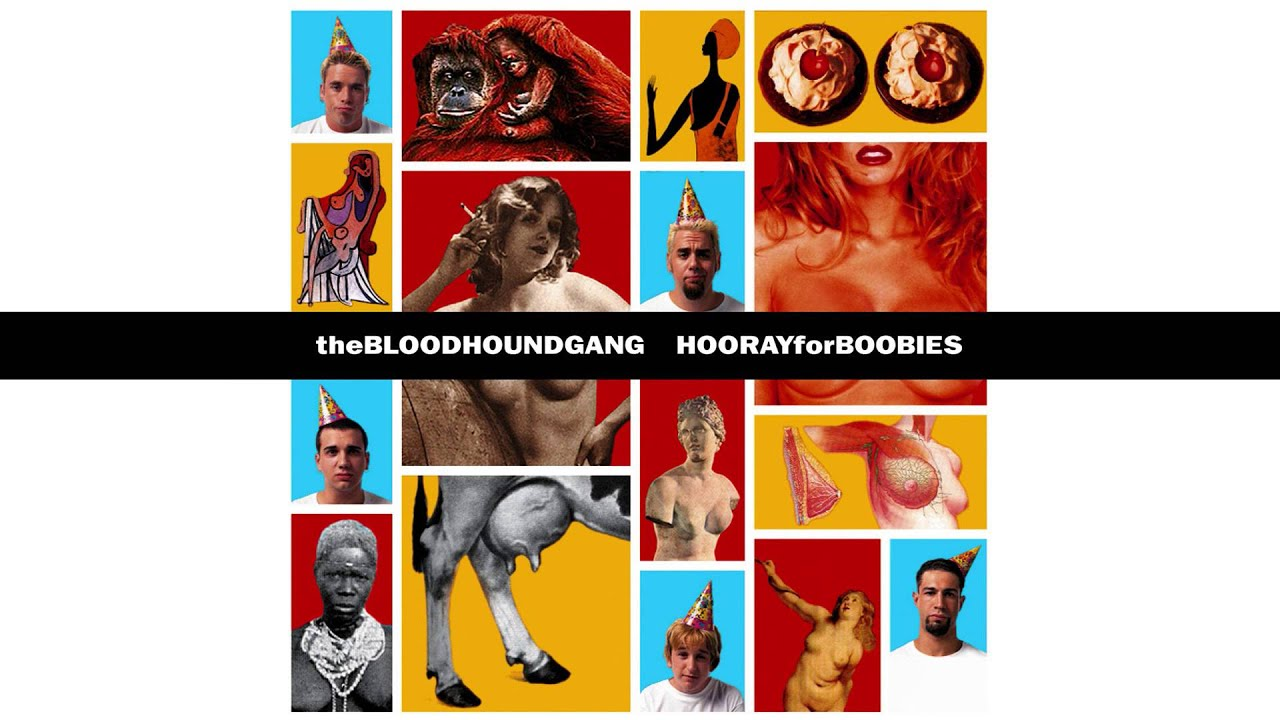 Bloodhound gang i need to find a new vagina