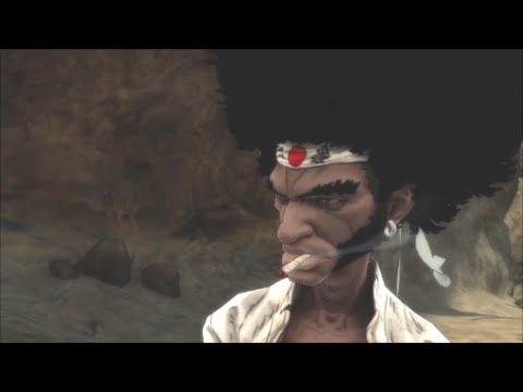 Funny Moment  Afro Samurai