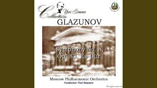 Symphony No. 8, Op. 83, Es-Dur: I. Allegro Moderato (Live)