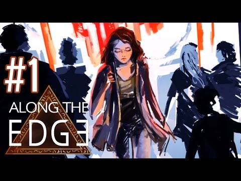 STARTING OVER - Let's Play: Along The Edge (Visual Novel) Chapter 1
