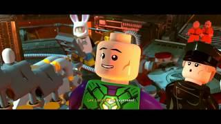 Lego DC Super Villains Level 1 Walkthrough New Kid On The Block