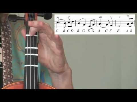 "Sad Romance"" for violin: How to Play it Tutorial (Spanish, English ..."