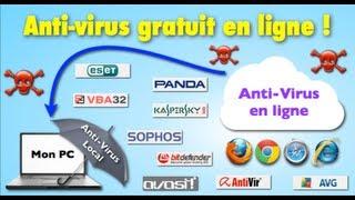 Antivirus gratuit en ligne