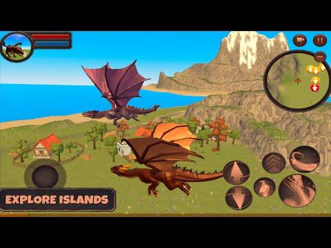 Dragon Simulator 3D:
