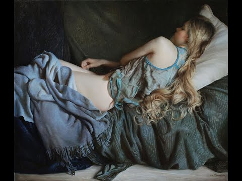SERGE MARSHENNIKOV (1971) Russian painter ✽  Helen O'Hara - Love And Respect
