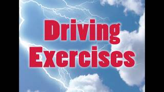 Driving Exercises