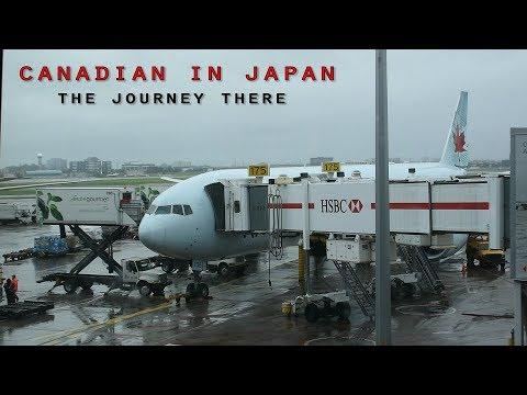 Canada To Japan - The Journey | Canada To Tokyo | Tokyo To Iwaki | Japan