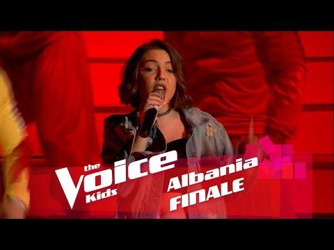 Frensi - Bodak yellow | Finale | The Voice Kids Albania 2018