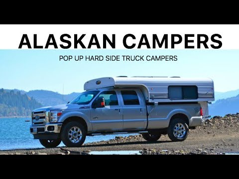 Pop Up Hard Side Truck Campers By Alaskan Campers Overland Expo