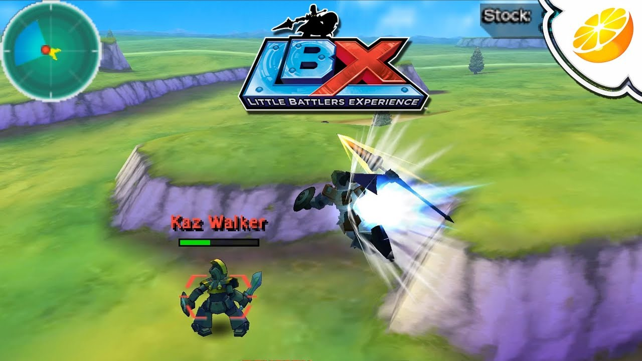LBX: Little Battlers eXperience | Citra Emulator Canary 1191 (GPU Shaders,  Full Speed!) Nintendo 3DS
