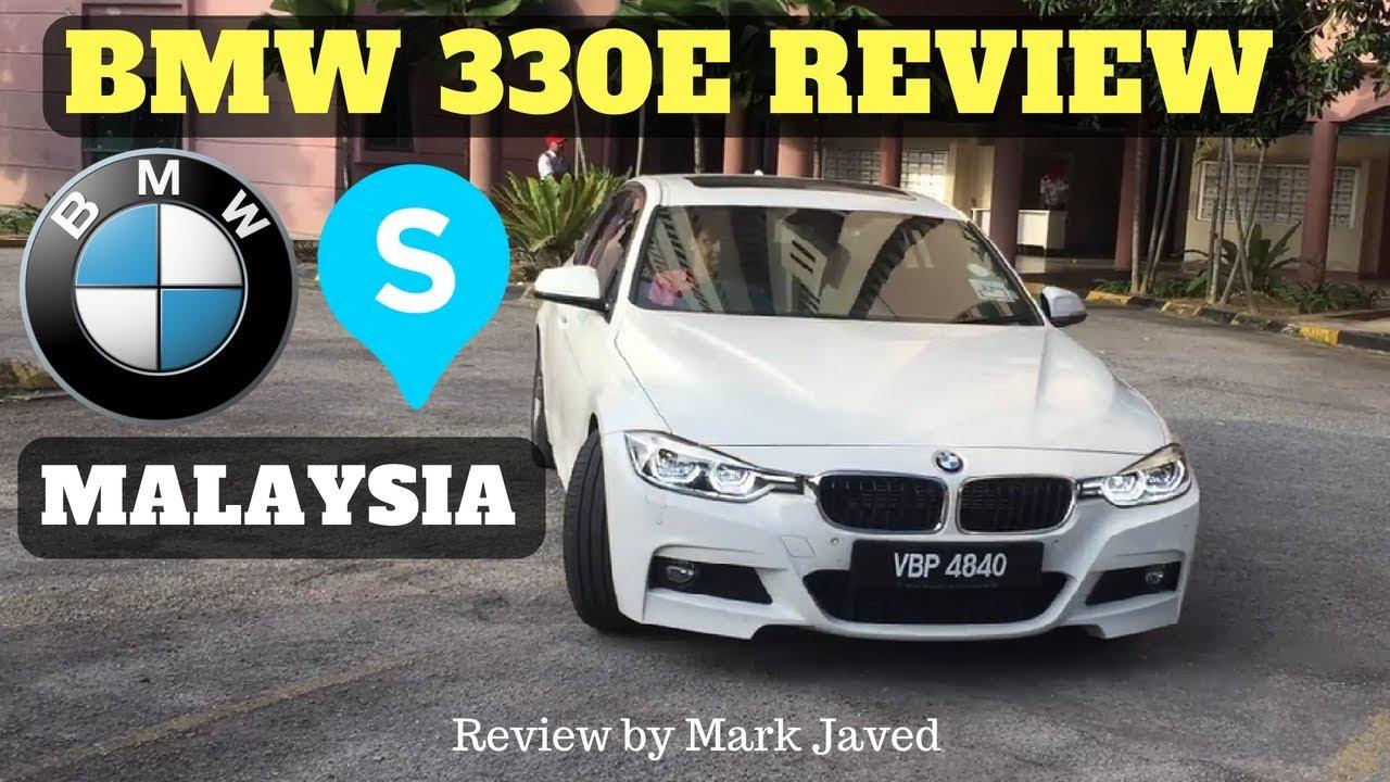Socar Malaysia Bmw 330e Electric Car Malaysia Review 2018 E Drive