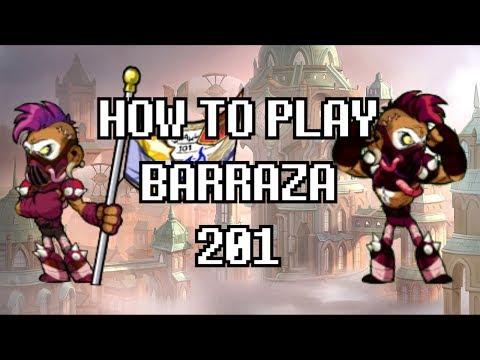 How To Play Barraza 201