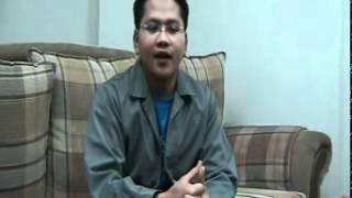 Interview bersama Rizal Destiny