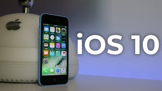 iOS 10, the best of modern iOS (ft. Hugh Jeffreys)
