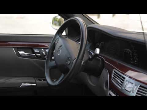Аренда без водителя Mercedes Мерседес 221 белый