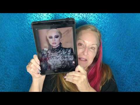 LADY GAGA 2018 GRAMMYS TUTORIAL l PERFECT FOR HOODED AND MATURE EYES