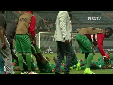 Match 40: Zambia v. Germany - FIFA U-20 World Cup 2017