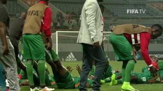 Match 40: Zambia v. Germany - FIFA U-20 World Cup 2017