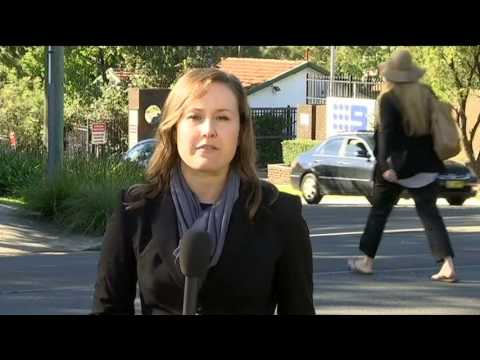 News: Live cross of the charging of reporter Ben McCormack