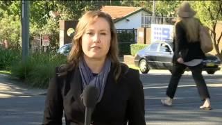 News: Live cross of the charging of reporter Ben McCormack