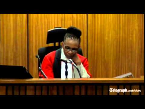 Pistorius' neighbour imitates screams