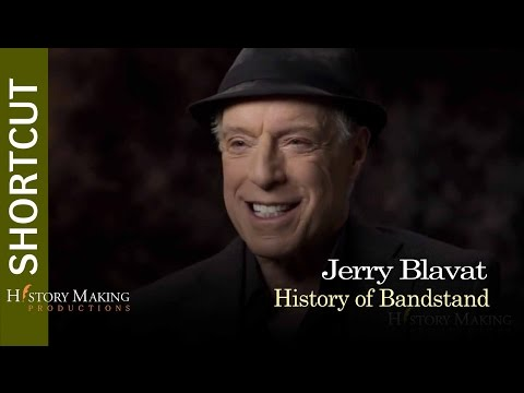Jerry Blavat on The History of Bandstand