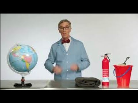 Chuck Nowlin - Bill Nye The Science Guy Snaps On TV. NSFW