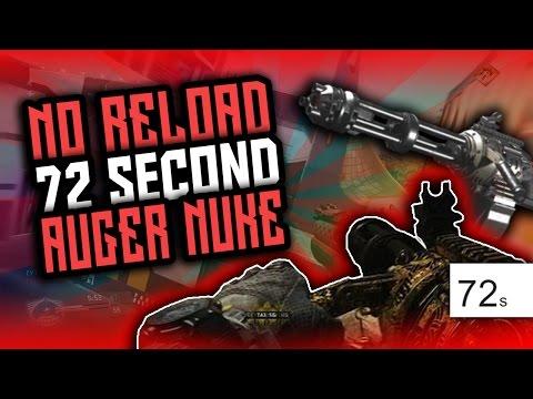 *72 SEC* NO RELOAD NUKE! (AUGER - MOST OP WEAPON!) Infinite Warfare Auger Nuke