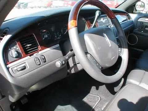 2010 Lincoln Town Car Signature L Start Up Exterior Interior Tour