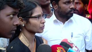 Beep Song Controversy - woman politician Veera lakshmi Supports Simbu