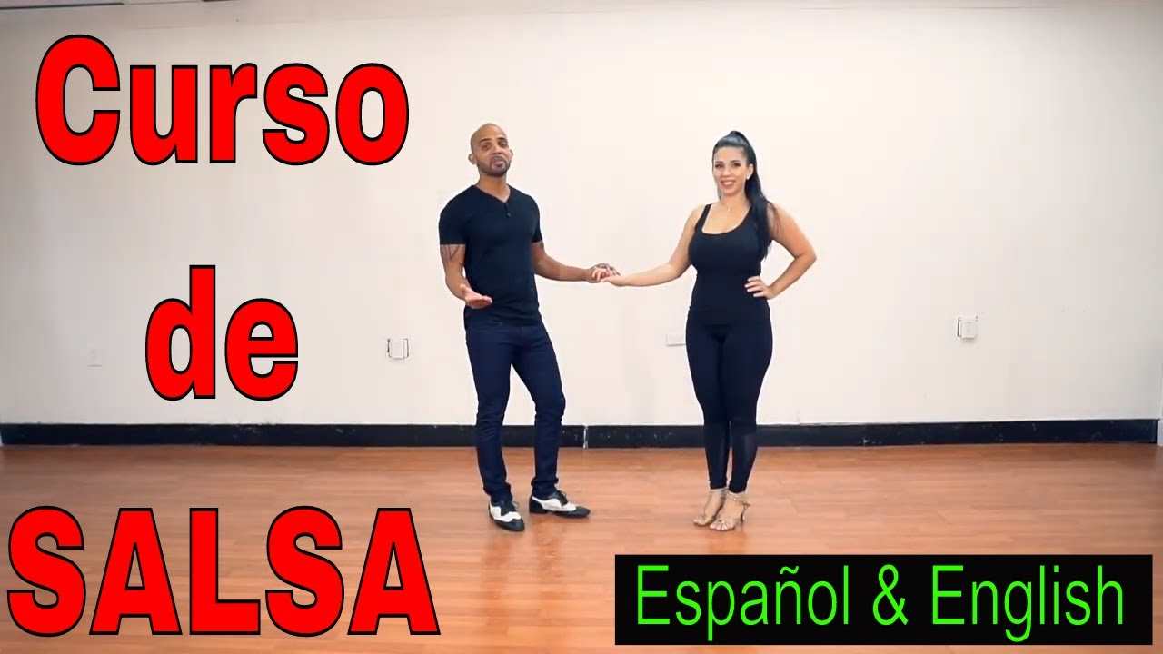 Salsa para PRINCIPIANTES/ Vacilala/ How to DANCE SALSA 😜