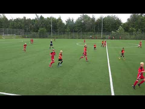 IF Lyseng-Hornslet IF/Skødstrup SF  U14 drenge Liga 1 - 1. halvleg d. 20/8-17