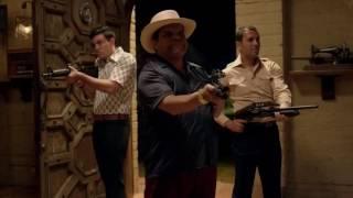 Narcos Death scenes season 1