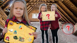We Found a Secret Treasure Map! (Exploring Hidden Clues...)