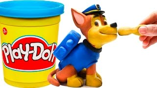 Video Paw Patrol Chase Stop Motion Play Doh claymation plastilina playdo Patrulla canina de cachorros download MP3, 3GP, MP4, WEBM, AVI, FLV Juli 2018