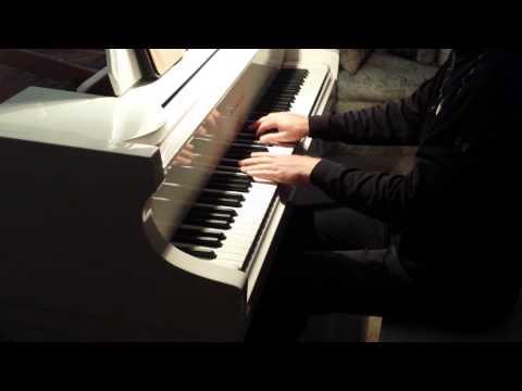 Phantom Of The Opera - Angel Of Music (NEW PIANO COVER W/ SHEET MUSIC)