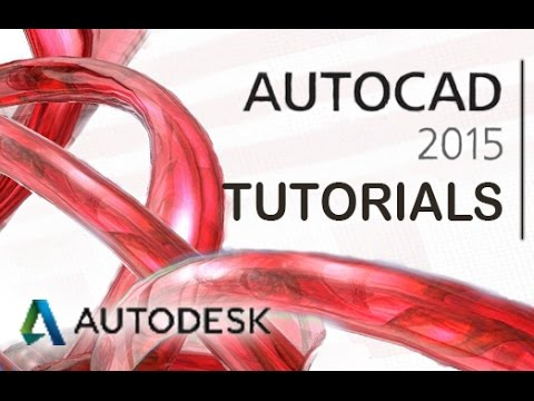 AutoCAD 2015 - 3D Materials and Render Tutorial [COMPLETE]*