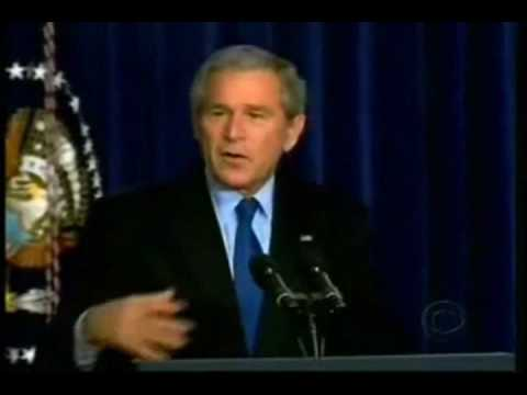 Reasons We Laugh at George W, Bush