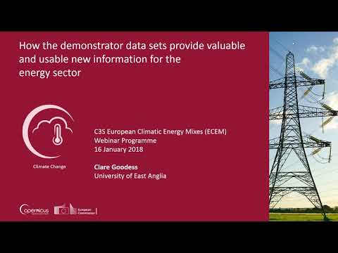 Explore how climate may affect future European energy demand and supply with the updated C3S ECEM De