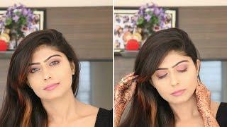 Beginner Eye makeup tutorial with Tips   Rinkal Soni