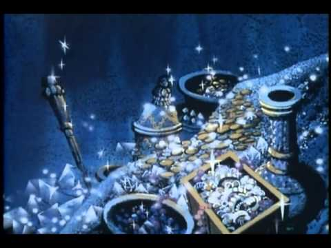 Arabian Nights / Sindbad - original Japanese intro