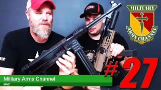 Tim Harmsen Military Arms Channel SIG P320 Hank Strange Who Moved My Freedom Podcast episode 27