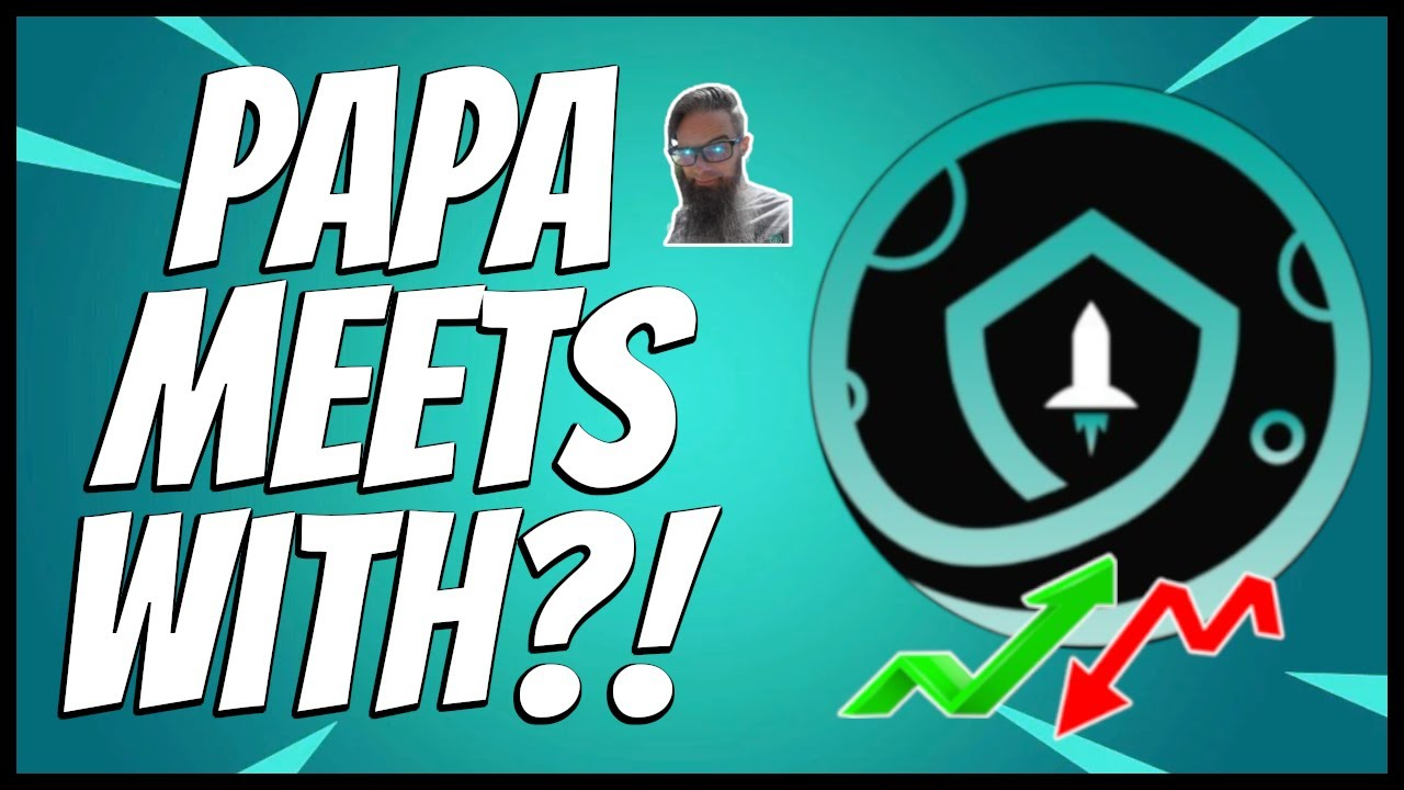 SAFEMOON NEWS! PAPA MEETS WITH HIM?! SAFEMOON MORE PATERNSHIPS? SAFEMOON WALLET UPDATES!