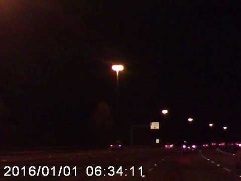 Seattle and area in my DASH CAM 115